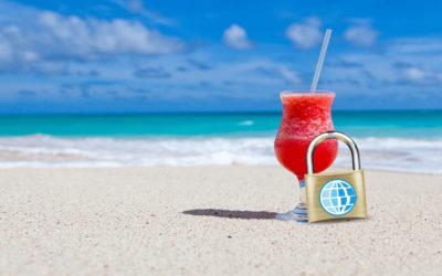 Estate: 4 consigli per una vacanza a prova di hacker