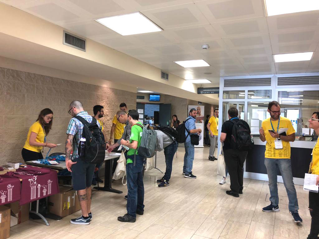 ingresso universita roma 3 wordcamp 2018