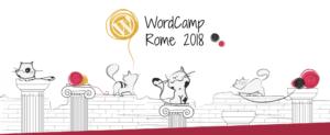 wordcamp roma 2018 titolo